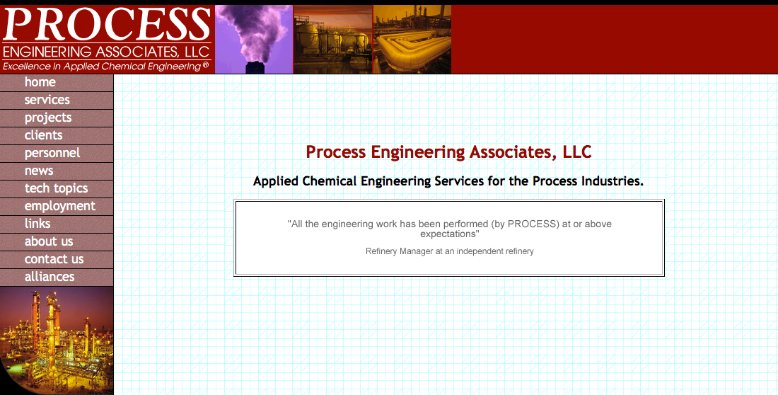 Refinery Experienced Process Design Chemical Engineer  Daphne Al
